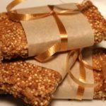 Quinoa Energy Power Bars